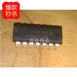 CD4073BE (3-input AND Logic Gate)