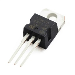 L7805CV To-220 (Linear Voltage Regulator)