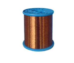 Enameled Copper Coil Wire (1mm; 6 Meter Roll; Magnetic Wire)