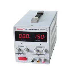 DC Power Supply (0-15V, 0-20A)