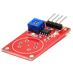 MQ Gas Sensor Carrier Board