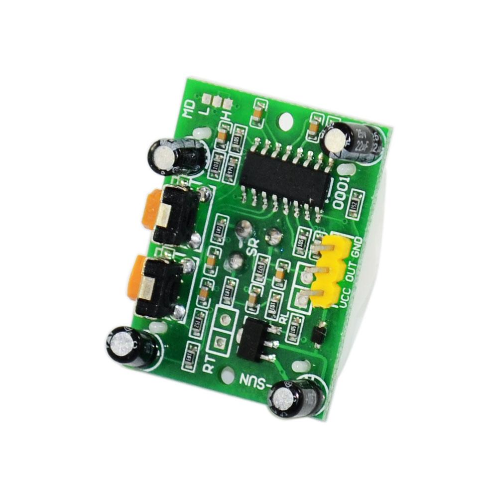 Hc Sr501 Adjustable Pyroelectric Infrared Pir Motion Sensor Module Dew Detector Probe Circuit 1616