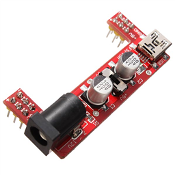 2-Way 5V/3.3V Breadboard Bread Power Supply Module