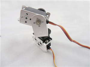 2-Axis MG995 Servo Motor Bracket Kit (Robotic Arm)