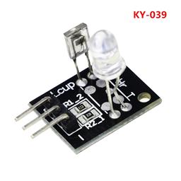 Fingers-Heartbeat Sensor Module (KY-039)