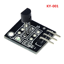 Temperature Sensor Module (KY-001 3pin DS18B20)