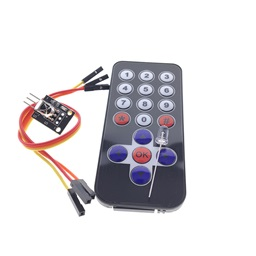 Infrared (IR) Wireless Remote Control Module HX1838