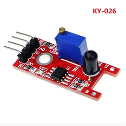 IR Receiver & Flame Detection Module (KY-026)