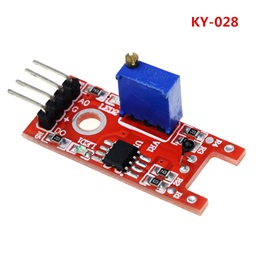 Digital & Analog Temperature Sensor Module (KY-028)