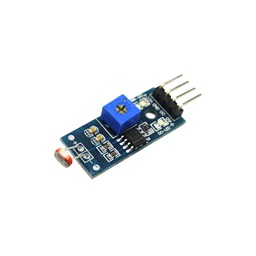 LM393 Light Detection Sensor Module (4-pin LM393 LDR Digital & Analog)