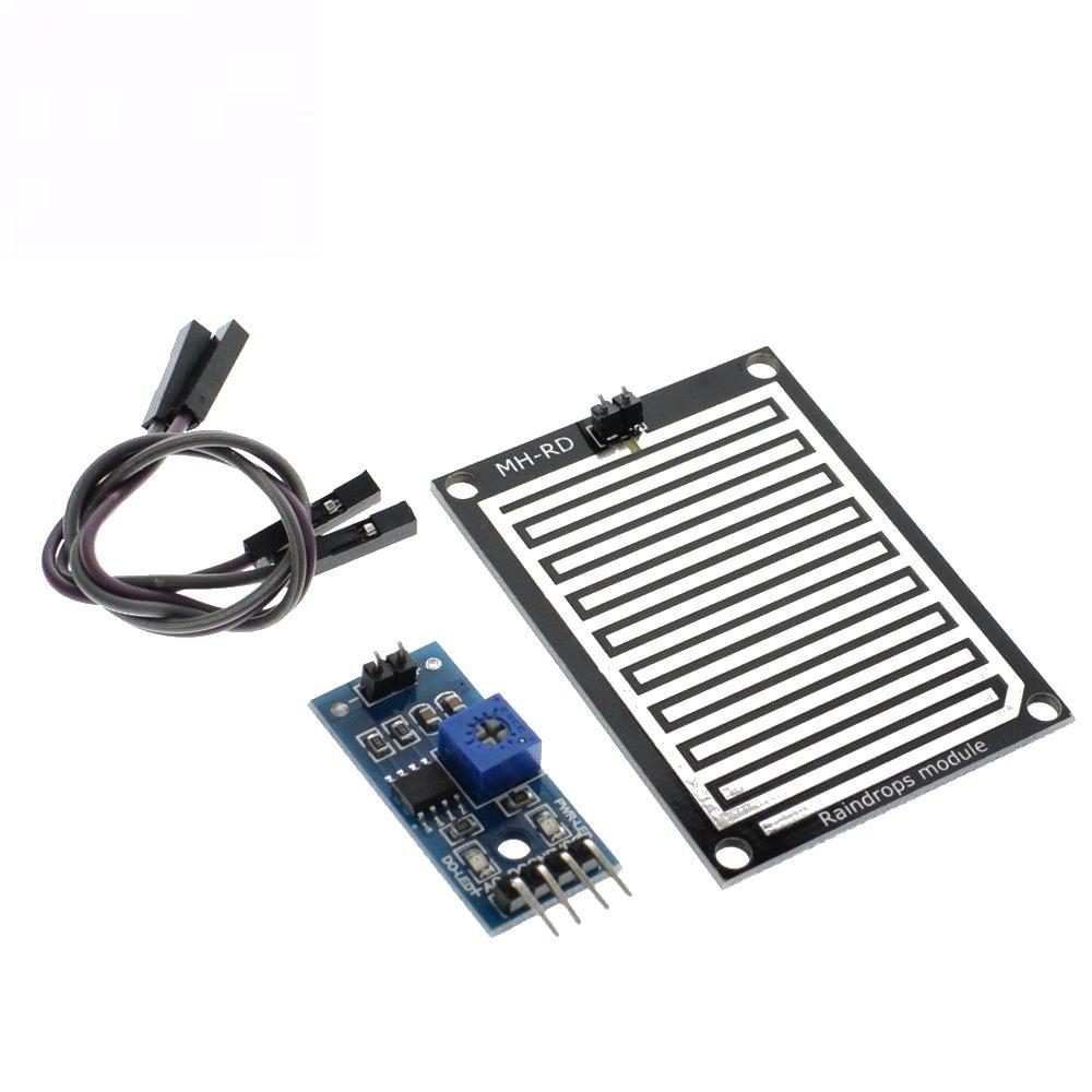 snow  u0026 rain detection sensor module