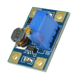 SX1308 DC-DC Adjustable Step Up Power Booster Module (2-24V to 2-28V 1.2MHz 2A)