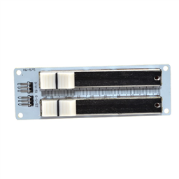Double 10K Ohm Sliding Row Linear Potentiometer Mixer Module
