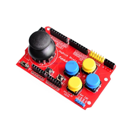 Gamepad Joystick Keypad Arduino Shield