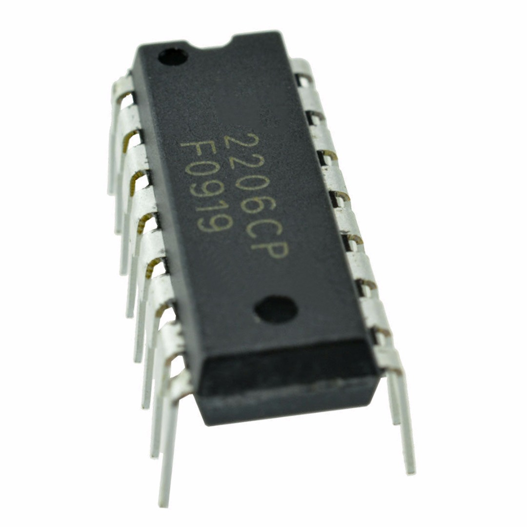 Image Of Xr2206cp 001hz 1mhz Monolithic Function Generator Ic Integratedcircuit Functiongenerator Dip16 Integrated Circuits South Africa Electronics Supplier