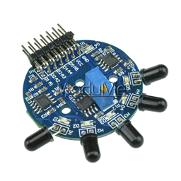 5 Way Flame/Heat Sensor Module