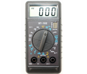 DT-182 Mini Digital Multimeter