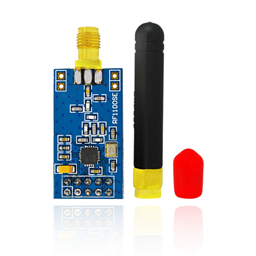 CC1101 RF1101 Wireless Transceiver Module with SMA Antenna