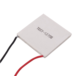 12V 60W Thermoelectric Heatsink TEC1-12710 (Peltier Plate, 40X40MM)