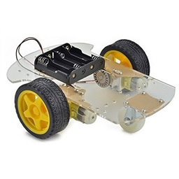 2WD Smart/Robot Car DIY Kit (1:48 Speed Encoder)