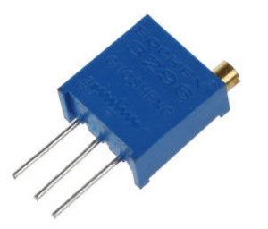 500Ohm Trimmer Potentiometer (W501)