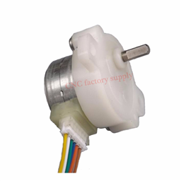 12V Disassemblable CNC Stepper Motor (962BA;  Metal Gear Reduced, Gear Ratio 36:1)