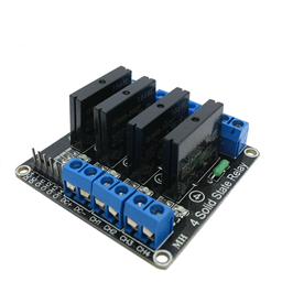 4-Channel Solid State Relay (SSR) High Level
