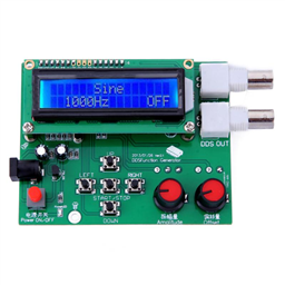 1Hz-65KHz LCD 1602 DDS Function Signal Generator