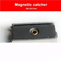 Ferrite Rectangular Pot Magnet (Magnetic door catcher)
