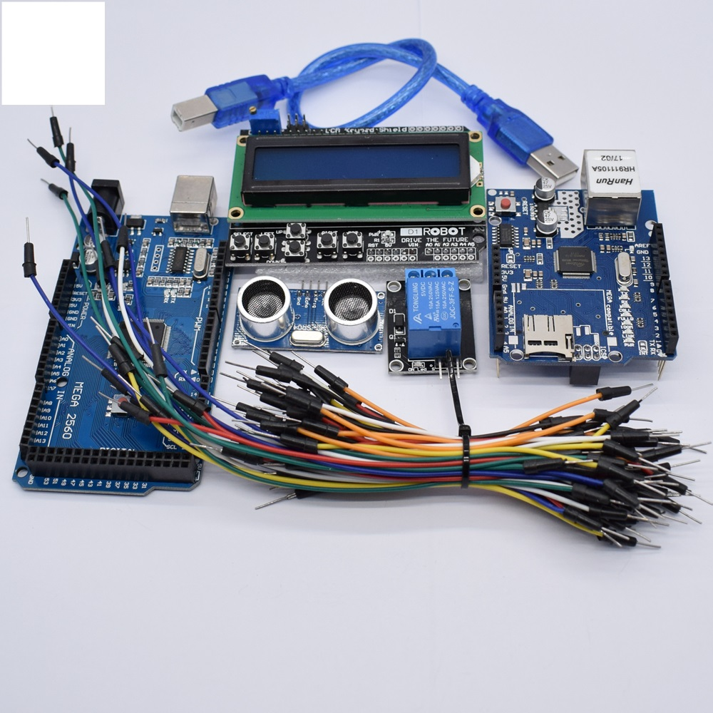 Arduino Mega Starter Pack South Africa Electronics Supplier Wiring 2799