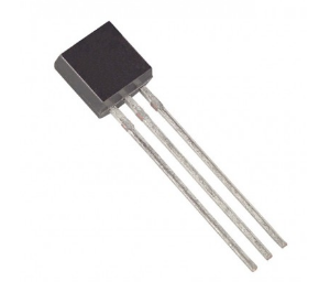 BC 547 NPN Transistor (Switch & Amplification)