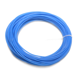3D Printer PLA Filament 22Meter 1.75mm BLUE (Unkown Brand)