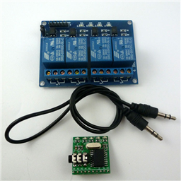 Remote Audio Relay Kit (Phone Decoder)