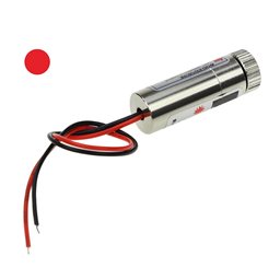Red 650nm 5mW Point Laser (Industrial Class)