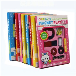 Magnetism Education Science Class Experiment Set