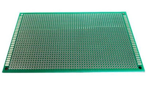 10X15CM SINGLE SIDED PROTOTYPE PCB
