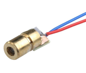 650nm 6mm 5V 5mW Dot Laser