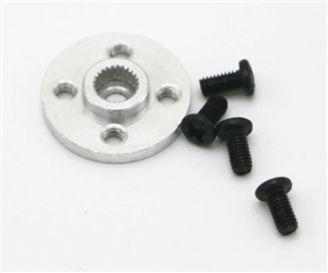 MG995/MG996R Metal Servo Hub Horn (20mm Mounting Hole)