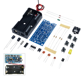 76MHz-108MHz Wireless Stereo FM Radio DIY Kit (1.8V-3.6V)