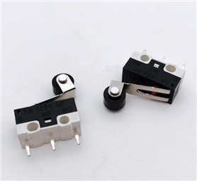 Hinged Roller Limit Switch ( 1A, 125VAc)