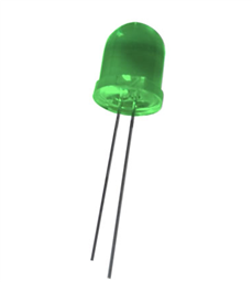 LED 10mm - Green