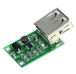 5V USB -Output Charger (Step Up Power Module)
