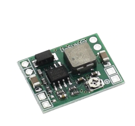 Ultra-Small DC-DC Step Down Power Supply Module (MP1584EN, 3A, Adjustable Buck Converter)