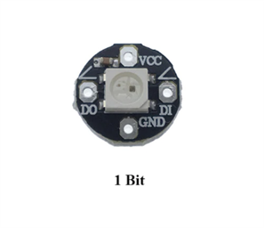 1-Bit RGB LED Ring Module