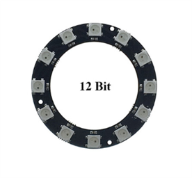 12-Bit RGB LED Ring Module