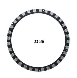 32-Bit RGB Ring Led