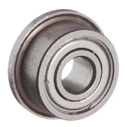 Miniature Flanged Bearing F693ZZ 3x8x4mm