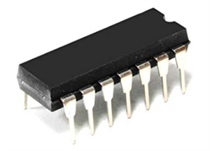 SN7427N (Triple 3-input Positive-NOR gates, 14-PDIP)