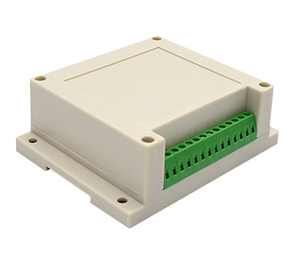 Enclosure Din Rail Mount (115 x 90 x 40 - White)