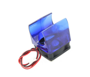 E3D V5 COOLING TOWER 30MM FAN - WITH MOUNT